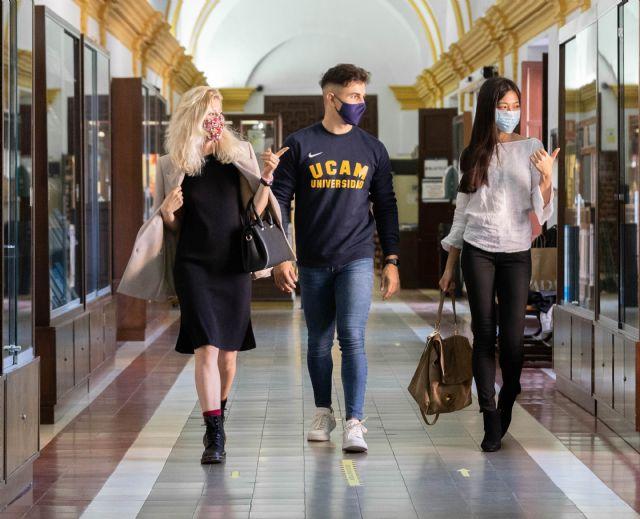 La UCAM consolida este curso su carácter internacional con alumnos de 102 países - 2, Foto 2
