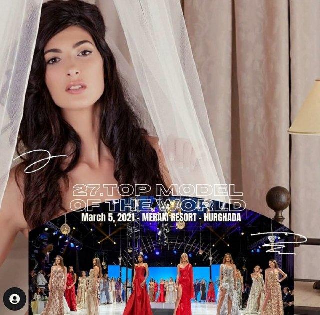 La modelo Irene Olivares representa a España en el certamen internacional 27 Top Model of the World - 1, Foto 1
