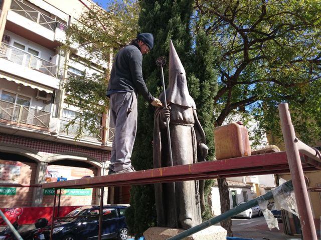 Restaurado el Monumento al Nazareno, Foto 1