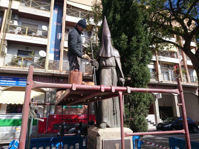 Restaurado el Monumento al Nazareno, Foto 2