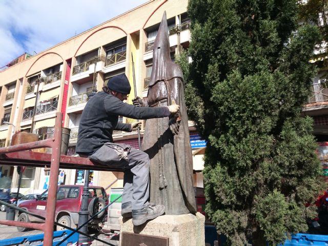 Restaurado el Monumento al Nazareno, Foto 3