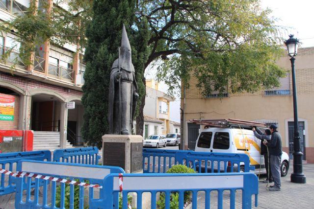 Restaurado el Monumento al Nazareno, Foto 4