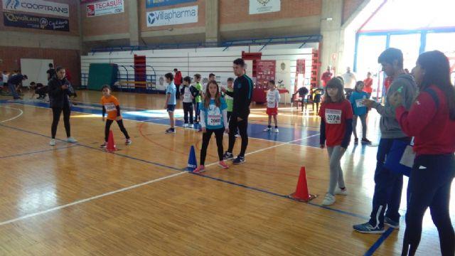 El Colegio Tierno Galván de Totana participó en la Final Regional de Jugando al Atletismo de Deporte Escolar, Foto 3
