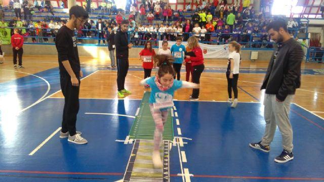 El Colegio Tierno Galván de Totana participó en la Final Regional de Jugando al Atletismo de Deporte Escolar, Foto 4