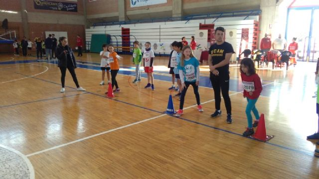 "The ""Tierno Galván"" School of Totana participated in the Regional Final of Playing School Sports Athletics - 6"