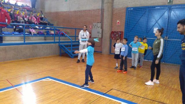 El Colegio Tierno Galván de Totana participó en la Final Regional de Jugando al Atletismo de Deporte Escolar, Foto 8