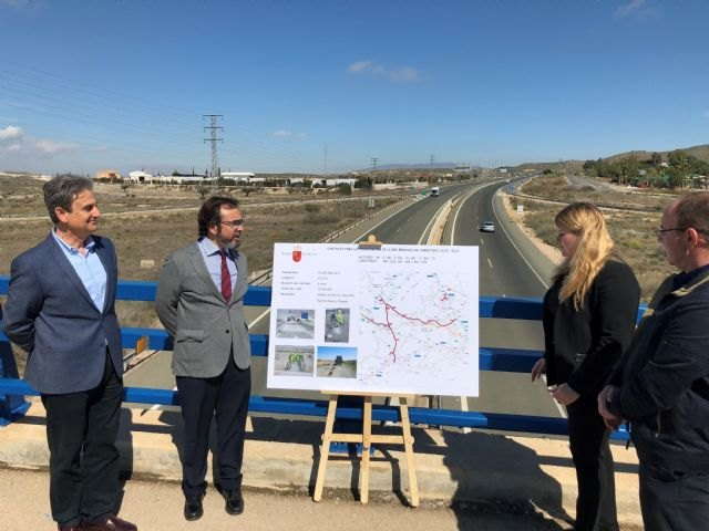 La Comunidad mejora la conservación de ocho carreteras con cerca de 20 millones de desplazamientos anuales, Foto 2