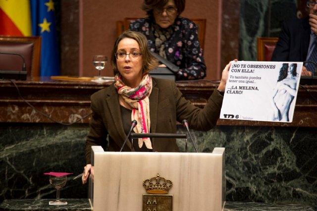 La Asamblea pide al Gobierno de España un código de regulación que evite la publicidad sexista y discriminatoria, Foto 1
