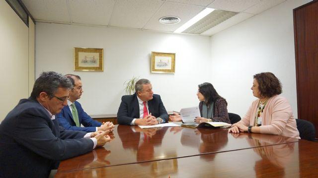 El Servicio Provincial de MUFACE ejerce un impacto económico anual de 53 millones de euros en la Región de Murcia, Foto 1