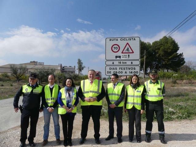 La Región cuenta con 218 kilómetros de rutas protegidas para ciclistas en carreteras regionales, Foto 1
