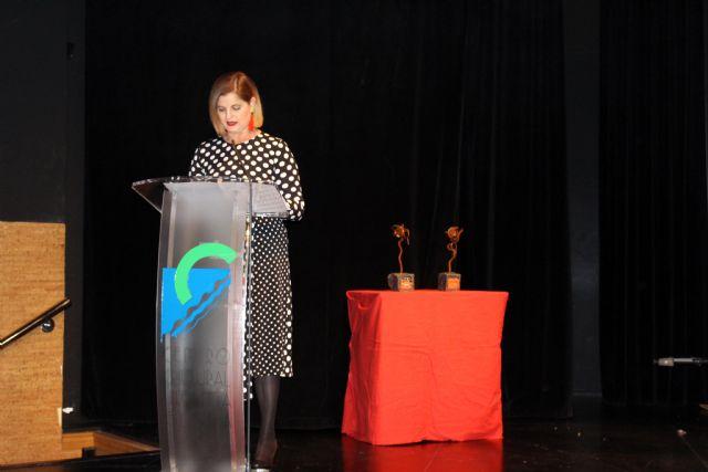 Raquel Toledo y UCAM Jairis reciben los Premios de Mujer 2018, a nivel individual e institucional, en Alcantarilla - 4, Foto 4