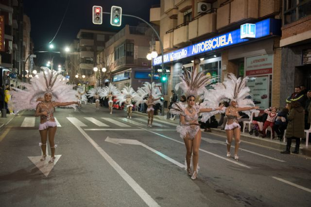 17 peñas con casi medio millar de participantes cierran el Carnaval de Mazarrón el próximo domingo, Foto 1