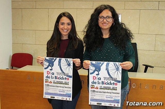 El Día de la Bicicleta se celebrará el próximo 17 de marzo - 1, Foto 1