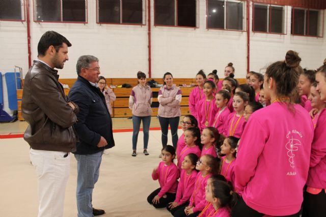 El Club Rítmica Alkazar se clasifica para el Nacional de gimnasia - 1, Foto 1