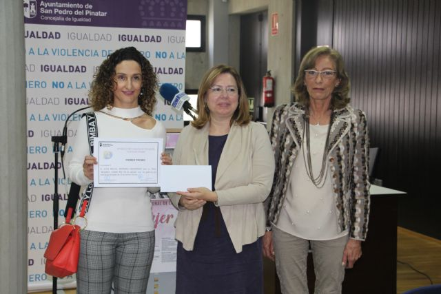 San Pedro del Pinatar reivindica la igualdad de oportunidades en el Día Internacional de la Mujer 2019 - 1, Foto 1