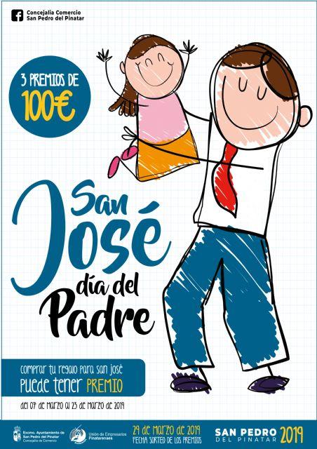 La campaña de San José reparte 300 euros en premios por compras en el comercio local - 1, Foto 1