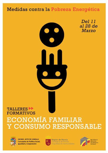 Servicios Sociales imparte talleres sobre economía familiar y eficiencia energética - 1, Foto 1