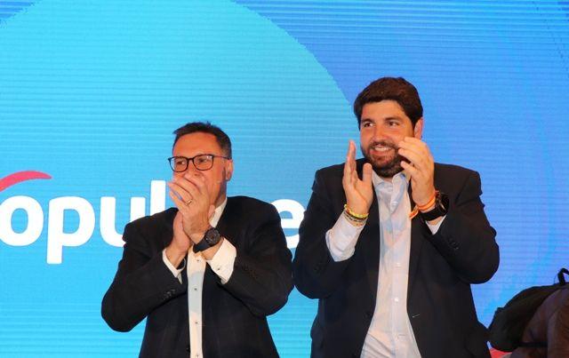 López Miras: El PP siempre ha apostado por conservar nuestras tradiciones y defender los valores más arraigados de nuestra tierra - 2, Foto 2