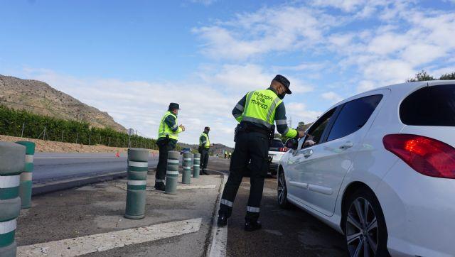 El 47% de los fallecidos en accidente de tráfico en 2020 en la Región no hacía uso del cinturón de seguridad obligatorio, Foto 2