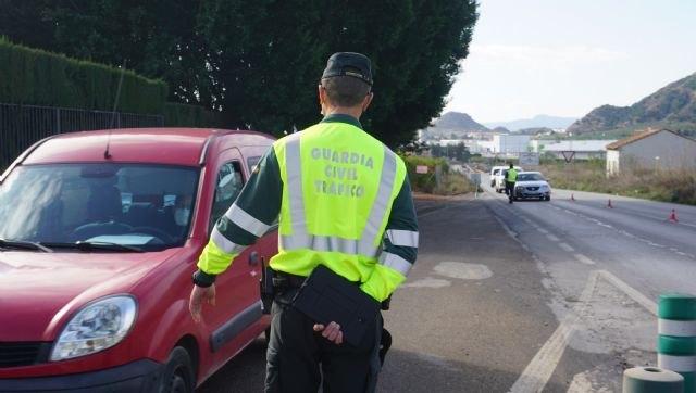 El 47% de los fallecidos en accidente de tráfico en 2020 en la Región no hacía uso del cinturón de seguridad obligatorio, Foto 1