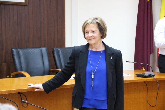 Lola Sánchez se jubila tras más de 35 años de servicio al municipio, Foto 2