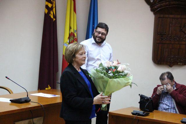 Lola Sánchez se jubila tras más de 35 años de servicio al municipio, Foto 3