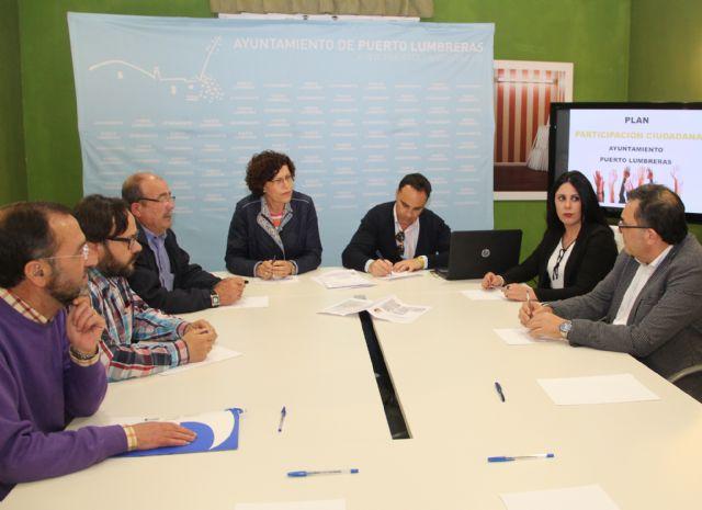 Se inicia el proceso de participación ciudadana con asociaciones empresariales - 1, Foto 1