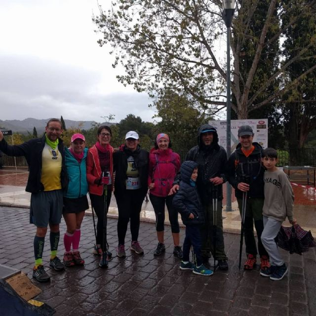 The Totana Athletics Club was present at the X Vuelta a Sierra Espuña and the IV Nogalte Extreme Trail