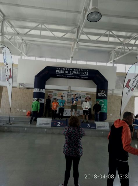 The Totana Athletics Club was present at the X Vuelta a Sierra Espuña and the IV Nogalte Extreme Trail - 3
