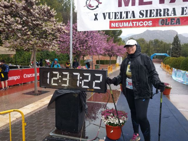 The Totana Athletics Club was present at the X Vuelta a Sierra Espuña and the IV Nogalte Extreme Trail - 4