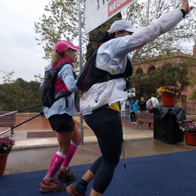 The Totana Athletics Club was present at the X Vuelta a Sierra Espuña and the IV Nogalte Extreme Trail - 5