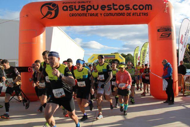 Juan Miguel Cuenca y Fátima Ortega ganadores en la carrera de montaña IV NOGALTE TRAIL EXTREME - 1, Foto 1