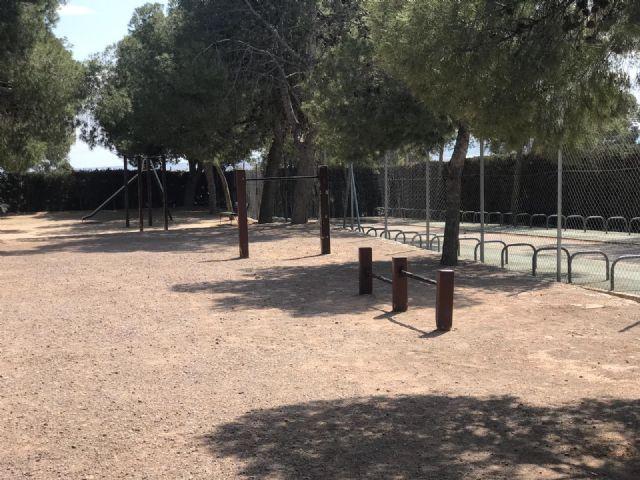 La Concejal�a de Deportes solicita una subvenci�n para la mejora de la zona l�dica deportiva con circuito del Polideportivo 6 de Diciembre, Foto 2