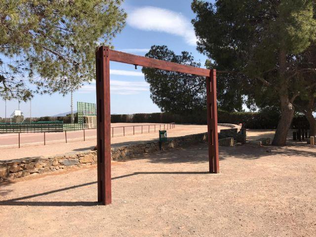 La Concejal�a de Deportes solicita una subvenci�n para la mejora de la zona l�dica deportiva con circuito del Polideportivo 6 de Diciembre, Foto 5
