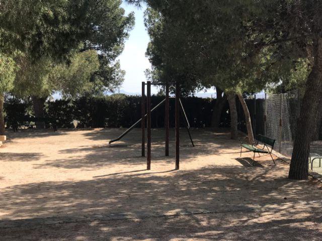 La Concejal�a de Deportes solicita una subvenci�n para la mejora de la zona l�dica deportiva con circuito del Polideportivo 6 de Diciembre, Foto 6