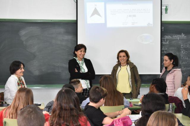 Unos 300 alumnos de 18 centros participan en el programa 'Si yo he podido, tú puedes' - 1, Foto 1