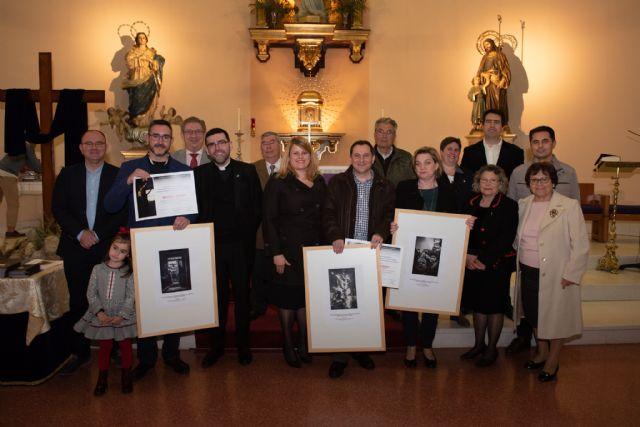 Antonio Atanasio Rincón, Juan Manuel Domínguez y Salvador Madrid resultan premiados en el certamen de fotografía de Semana Santa, Foto 1