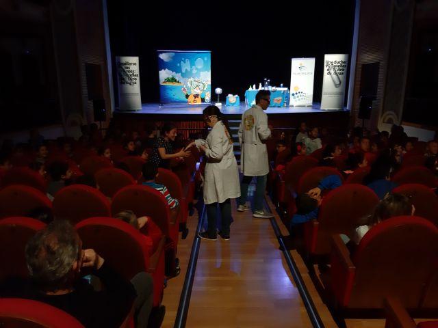 Aguas de Lorca reúne a 400 niños y niñas del municipio para celebrar el Día Mundial del Agua - 1, Foto 1