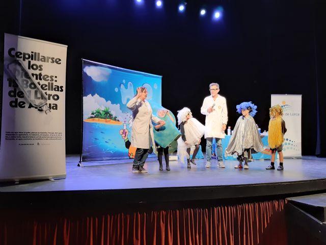 Aguas de Lorca reúne a 400 niños y niñas del municipio para celebrar el Día Mundial del Agua - 2, Foto 2