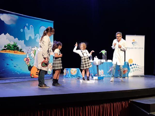 Aguas de Lorca reúne a 400 niños y niñas del municipio para celebrar el Día Mundial del Agua - 3, Foto 3