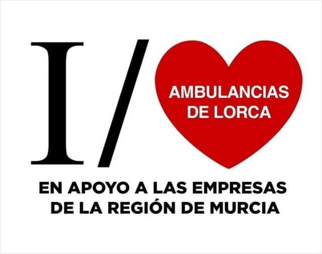 Ganar Totana eleva una moción al pleno de abril para mostrar su rechazo ante la reducción de 7 ambulancias en el Área III de Salud