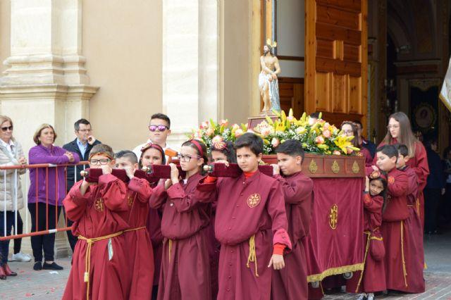 La procesión infantil abre otra vez los desfiles de la Semana Santa torreña - 1, Foto 1