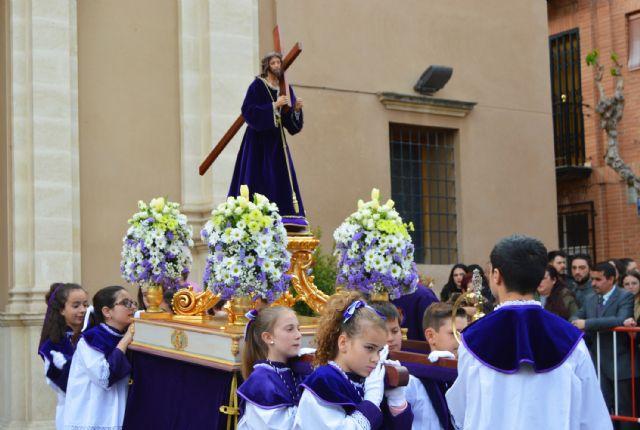 La procesión infantil abre otra vez los desfiles de la Semana Santa torreña - 2, Foto 2
