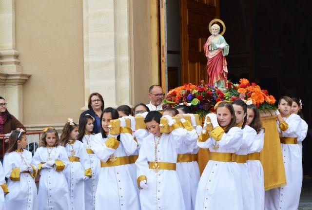 La procesión infantil abre otra vez los desfiles de la Semana Santa torreña - 5, Foto 5