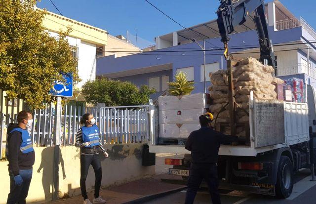 ARCHENA TE CUIDA, la despensa solidaria en la lucha contra el COVID-19 - 2, Foto 2