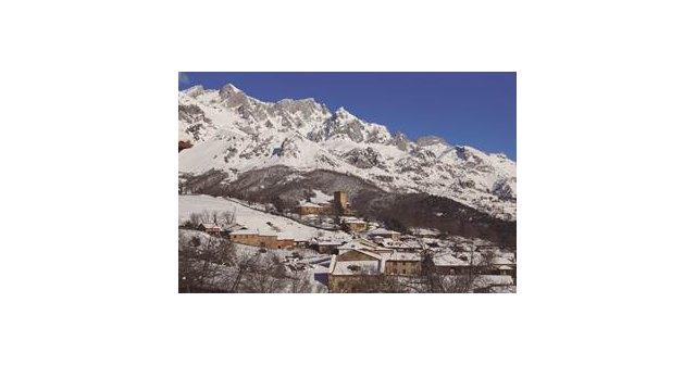 Imagen de Mogroviejo (Cantabria), uno de los pueblos seleccionados para formar parte de la iniciativa., Foto 1