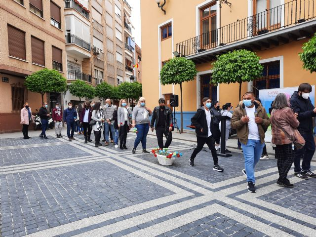 Alcantarilla conmemora el Día Internacional del Pueblo Gitano con el lema 'orgullo, respeto y reconocimiento' - 4, Foto 4