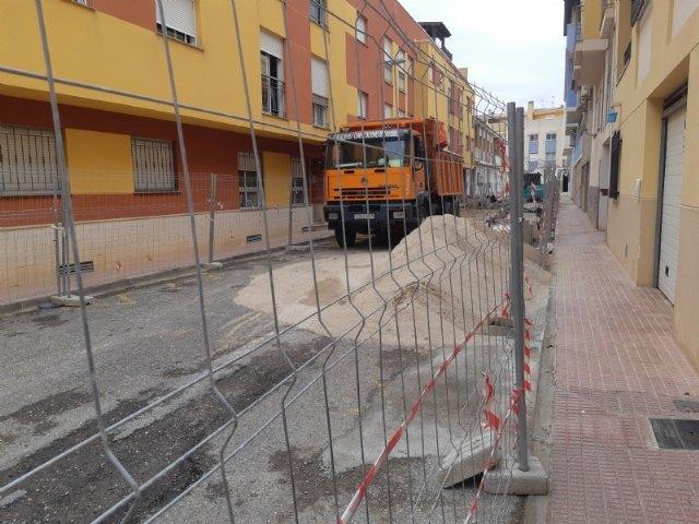 Aprueban el Plan de Gestión de Residuos de las obras de renovación de las redes de agua potable y alcantarillado de la calle Gregorio Cebrián, Foto 3
