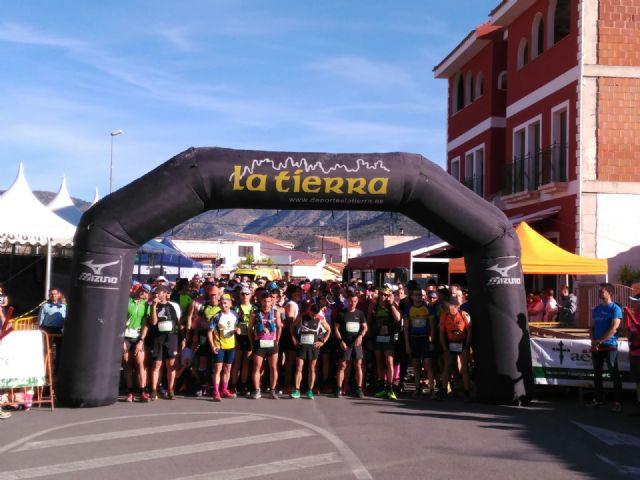 Nuevos pódium para el Club Atletismo de Totana, esta vez en la CXM Aledo – Sierra Espuña, Foto 2