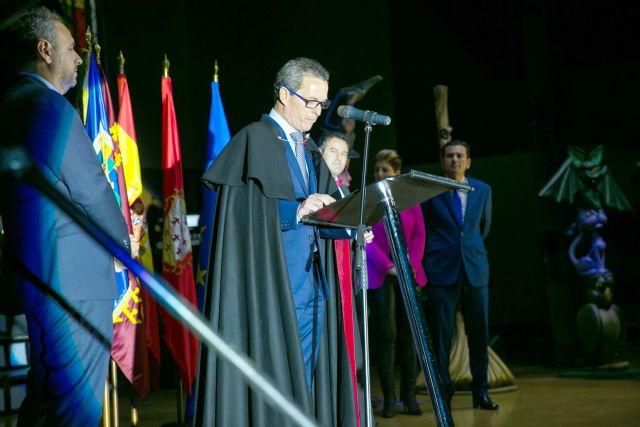 Desde el sábado las Fiestas de Alcantarilla ya cuentan Brujo del Año, Cristóbal García Morata, tras su nombramiento - 3, Foto 3